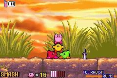 Kirby & the Amazing Mirror - Cut-Scene  - Kirbys